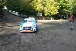 Sebastian Bedoret, Thomas Walbrecq, Peugeot 208 R2
