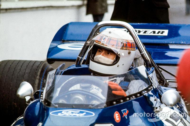 1971年:ジャッキー・スチュワート(ティレル)