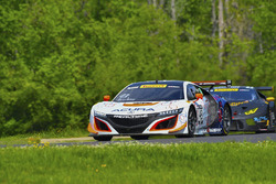 #43 RealTime Racing Acura NSX GT3: Ryan Eversley, Tom Dyer