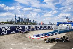 Sam Bird, DS Virgin Racing ve Jean-Eric Vergne, Techeetah