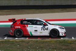 Raimondo Ricci, Sport & Comunicazione by Autostar, Peugeot 308 MI16-TCT