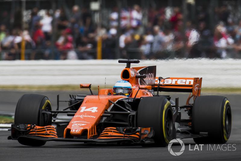 Verlierer: Fernando Alonso (McLaren)