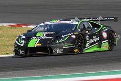 Lamborghini Huracan- S.GT3 #63 Antonelli Motorsport: Agostini-Zampieri