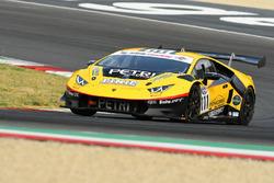 Lamborghini Huracan-S.GTCup #111 Petri Corse: Trentin-Tempesta