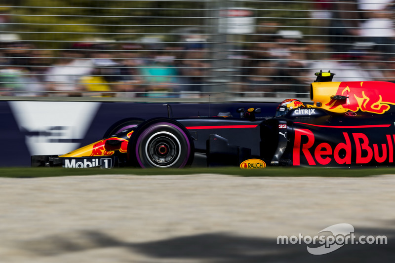5 місце - Макс Ферстаппен, Red Bull
