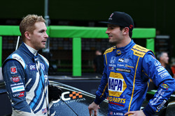 Scott Speed, Alexander Rossi