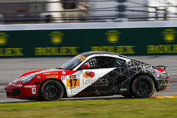 #17 RS1, Porsche Cayman: Nick Galante, Spencer Pumpelly
