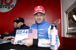 Stefan Mücke, Ford Performance Chip Ganassi Racing