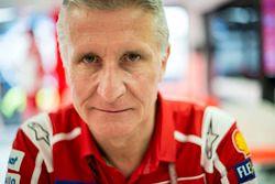 Paolo Ciabatti, sportief directeur Ducati Corse