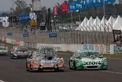 Facundo Ardusso, Renault Sport Torino, Agustin Canapino, Jet Racing Chevrolet, Josito Di Palma, Labo
