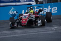 Мик Шумахер, Prema Powerteam, Dallara F317 – Mercedes-Benz
