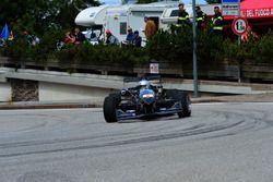 Fabio Frusconi, BL Racing, Dallara F301