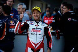 Hiroki Ono, Honda Team Asia, Honda
