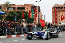 Michael Benyahia drives the SPARK SRT