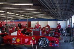 Ferrari F1 Clienti garage