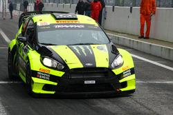 Валентино Росси и Карло Кассина, Ford Fiesta RS WRC