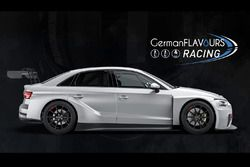 Audi RS3 LMS TCR, GermanFLAVOURS Racing