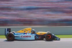 Damon Hill, Williams FW15C