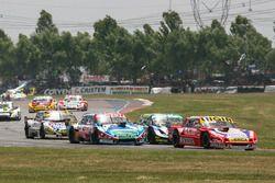 Juan Manuel Silva, Catalan Magni Motorsport Ford, Matias Jalaf, Car Racing Torino, Mauricio Lambiris