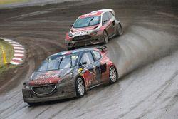 Sébastien Loeb, Team Peugeot Hansen, Kevin Eriksson, Olsbergs MSE