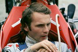 Niki Lauda, BRM