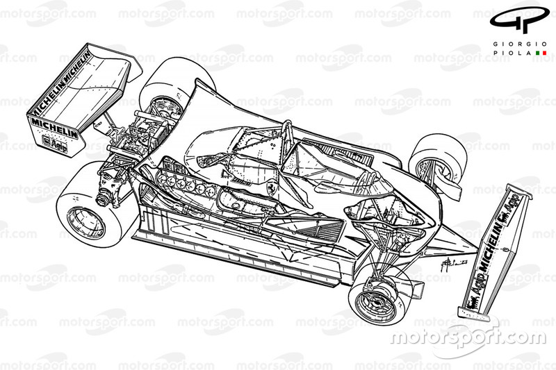 Ferrari 312T4 1979