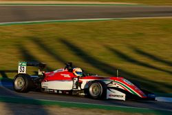 Каллум Илотт, Prema Powerteam, Dallara F317 – Mercedes-Benz