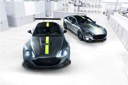 Aston Martin Rapide AMR Pro e Rapide AMR