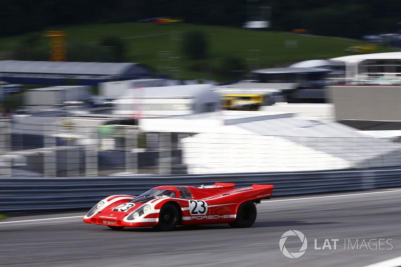 Helmut Marko, Porsche 917