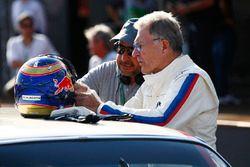 Veteran BMW racer Dieter Quester
