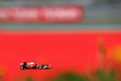 Modellino di una Ferrari F1