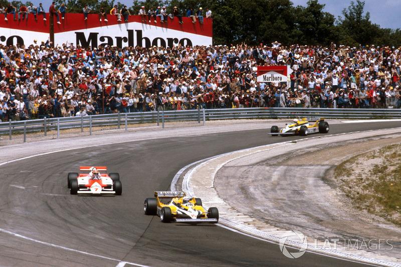 Гран При Франции в рамках чемпионата мира принимало семь разных трасс (в Реймсе, Руане,Клермон-Ферране и Дижоне, а также кольцо«Бугатти» в Ле-Мане,«Поль Рикар» и«Маньи-Кур»)