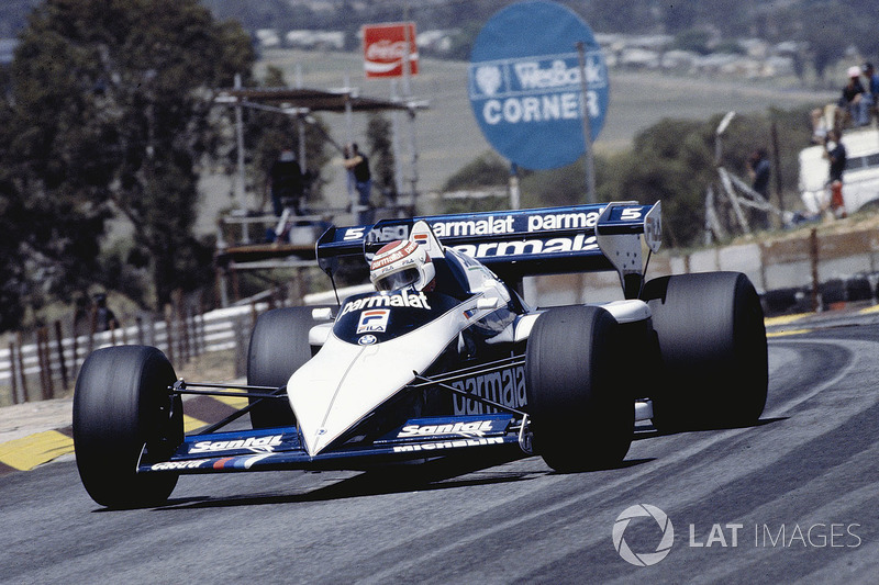 Kyalami 1983: Second championship in the bag