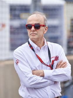 William de Braekeleer, Head of Honda Motor Europe