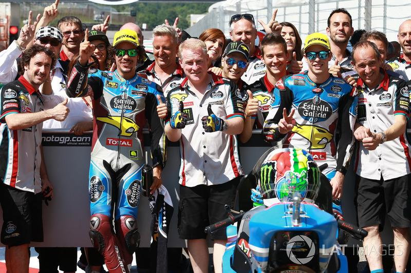 Franco Morbidelli, Marc VDS; Alex Marquez, Marc VDS