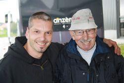 Eric Berguerand e il papà Louis Berguerand