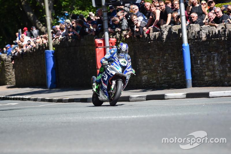 Superbike TT: 1. Platz - Ian Hutchinson, Tyco-BMW