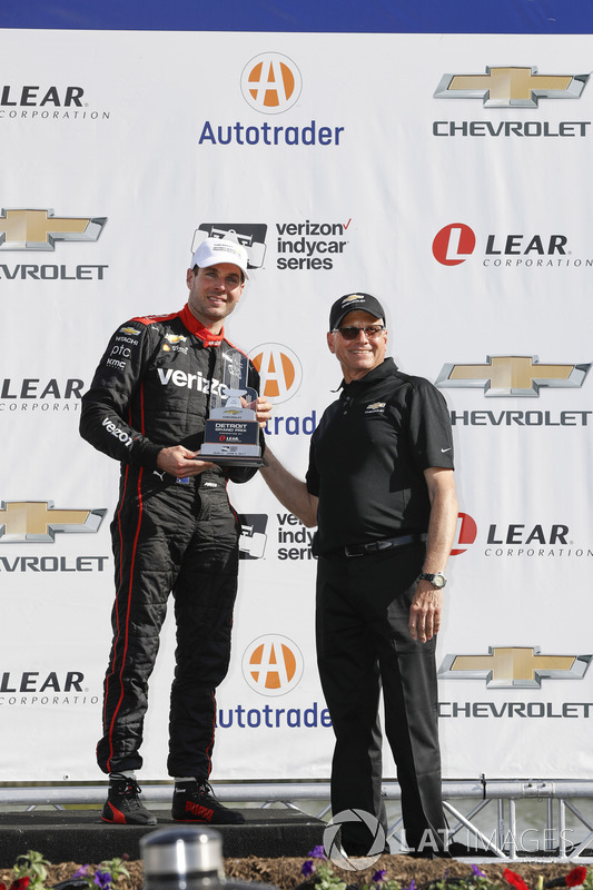 3. Will Power, Team Penske, Chevrolet