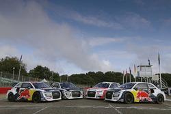 Autos von Toomas Heikkinen, EKS, Audi S1 EKS RX Quattro, Reinis Nitiss, EKS, Audi S1 EKS RX Quattro,