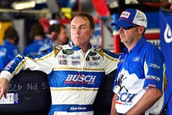 Kevin Harvick, Stewart-Haas Racing Ford, Rodney Childers