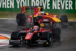 Nobuharu Matsushita, ART Grand Prix, Nyck De Vries, Racing Engineering