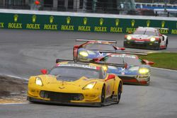#3 Corvette Racing Chevrolet Corvette C7.R: Antonio Garcia, Jan Magnussen, Mike Rockenfeller, #68 Fo