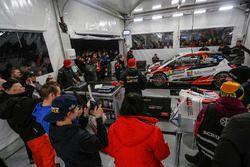 Auto van Jari-Matti Latvala, Miikka Anttila, Toyota Yaris WRC, Toyota Racing bij het team