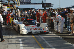 #2 Peugeot Sport, Peugeot 905: Jean-Pierre Jabouille, Philippe Alliot, Mauro Baldi