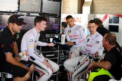 Алекс Банкомб, Флориан Штраусс и Ян Марденборо, Nissan Motorsport