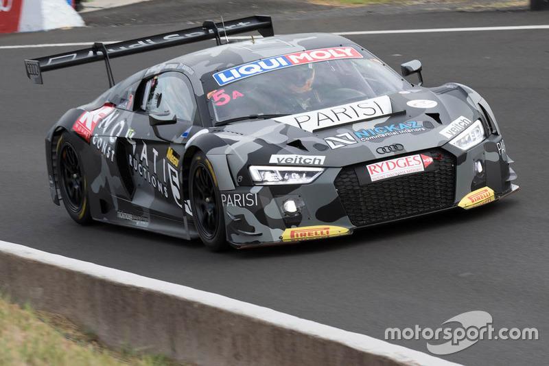 10. #5 GT Motorsport Pty Ltd, Audi R8 LMS