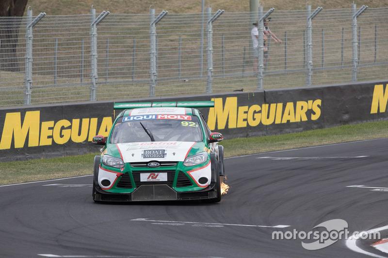 37. #91 MARC Cars Australia, MARC Focus V8 (Foto: #92)