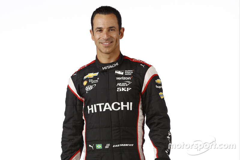 #3 Helio Castroneves, Team Penske / Chevrolet