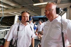 Troy Russell, Lee Burley, Audi Sport