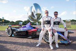 Sam Bird, Jose Maria Lopez, DS Virgin Racing